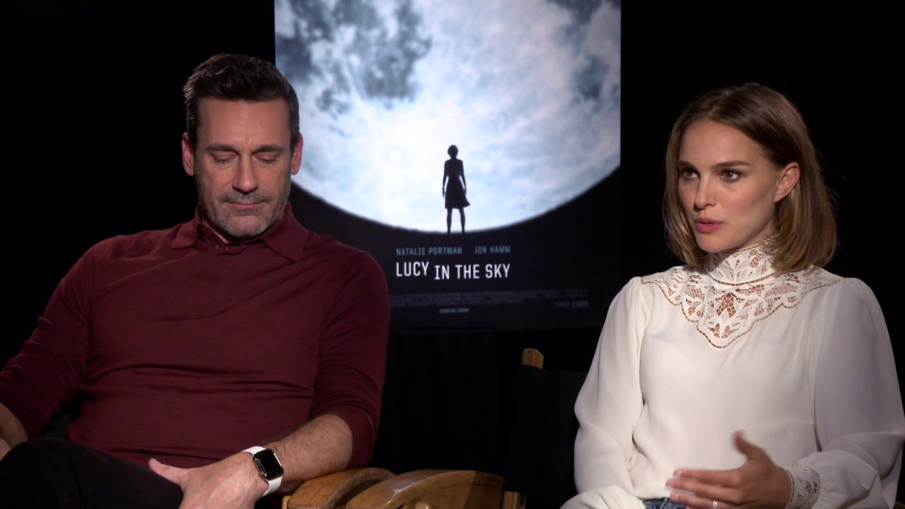 Lucy In The Sky: Natalie Portman On Who 'Lucy Cola' Is