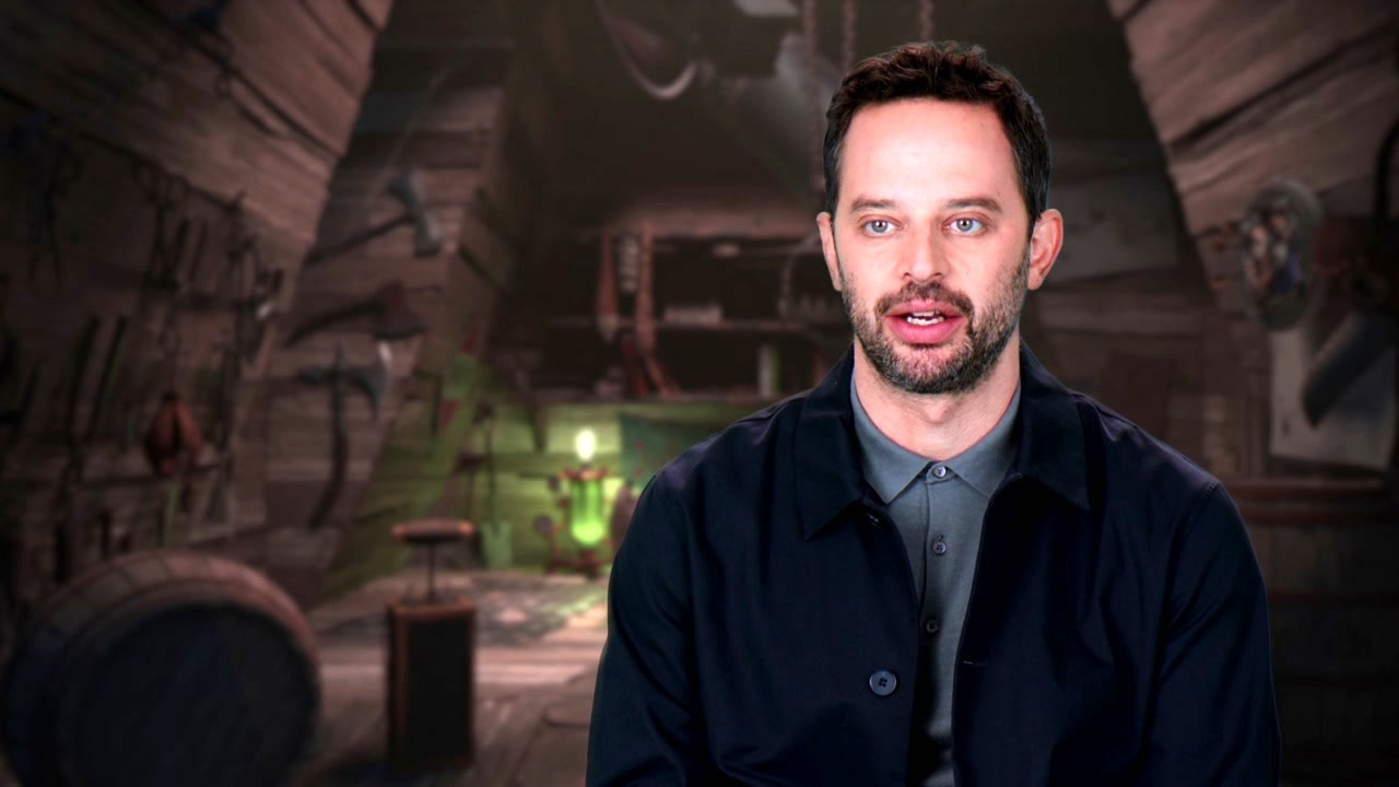 The Addams Family: Nick Kroll On Growing Up Watching The Addams Family
