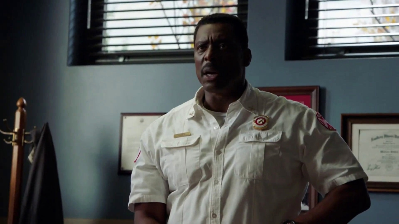 Chicago Fire: A Real Shot In The Arm