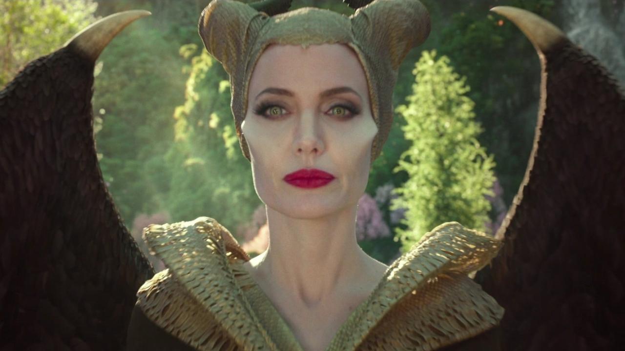 Maleficent: Mistress Of Evil: Turn Him Into A Goat