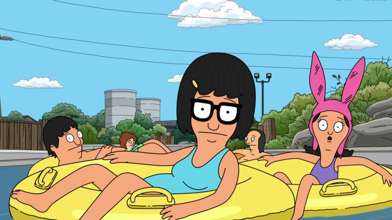 Bob's Burgers: The Kids Cruise The Lazy River