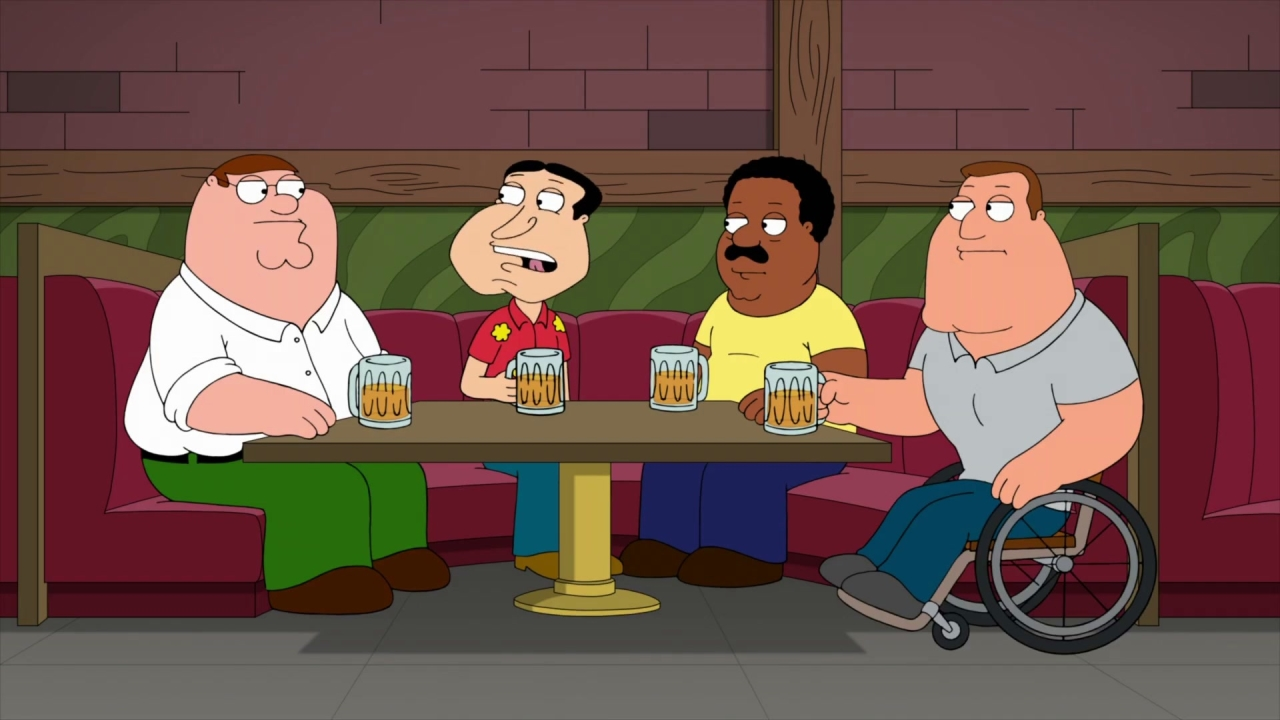 Family Guy: The Guys Decide To Go On A Yacht Rock Cruise