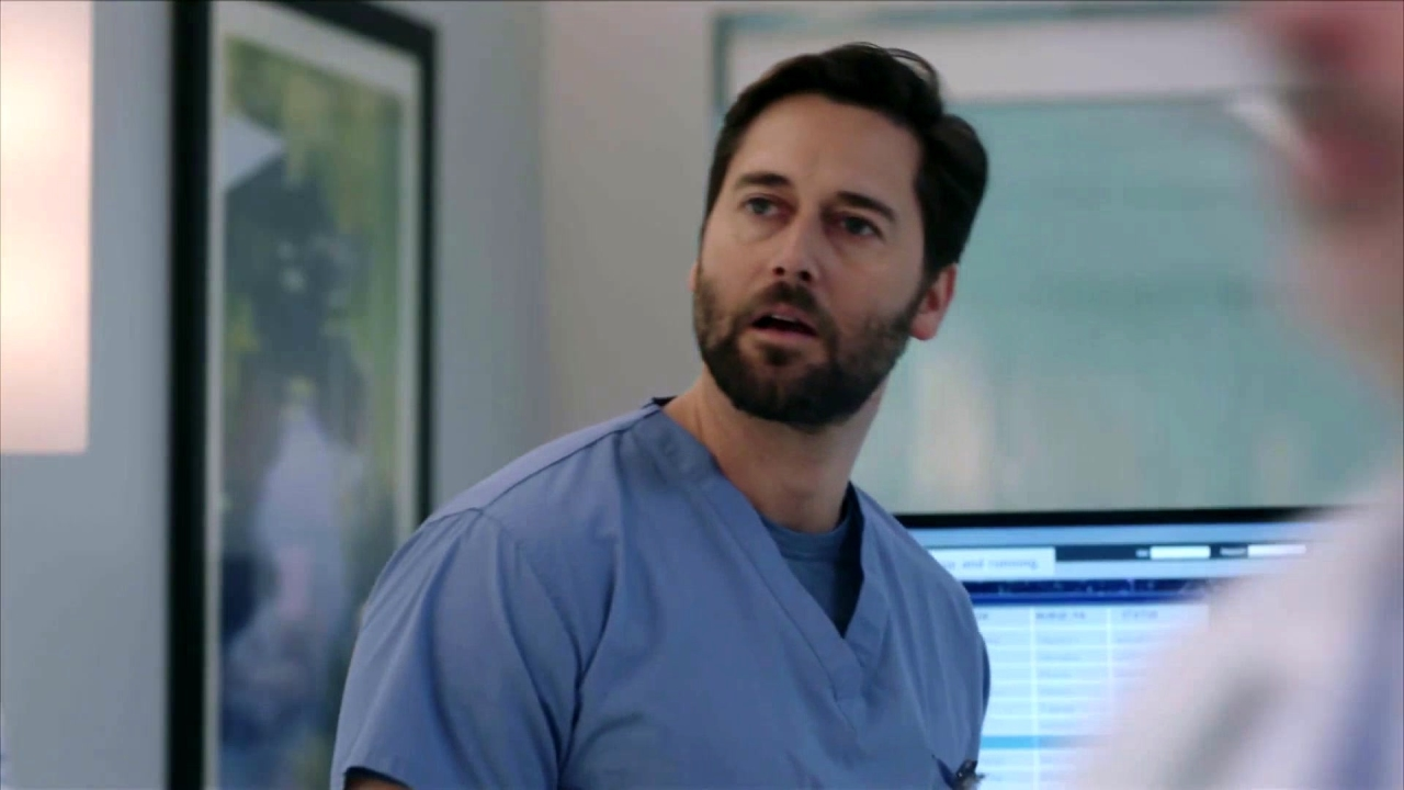 New Amsterdam: He Can't Do It Without Her