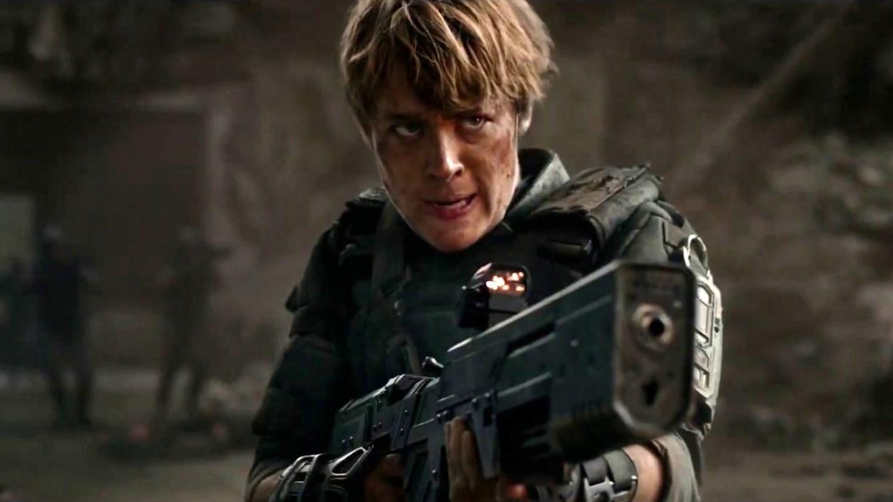 Terminator: Dark Fate: Grace (Character Featurette)