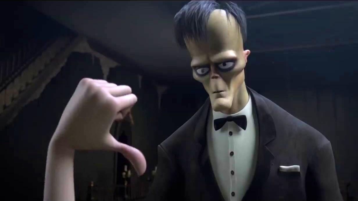 The Addams Family: Organ Theme Song