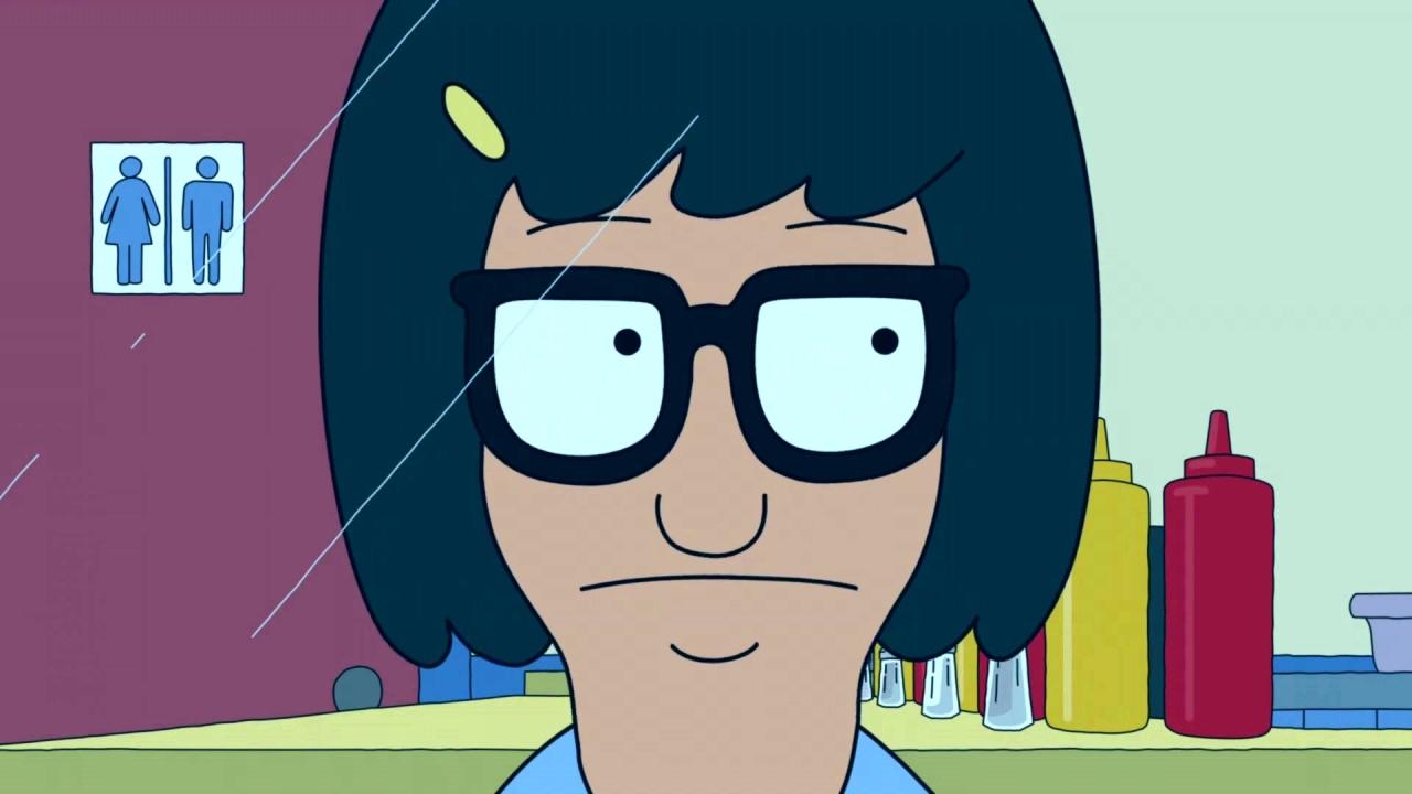 Bob's Burgers: Tina Adjusts To Her New Glasses