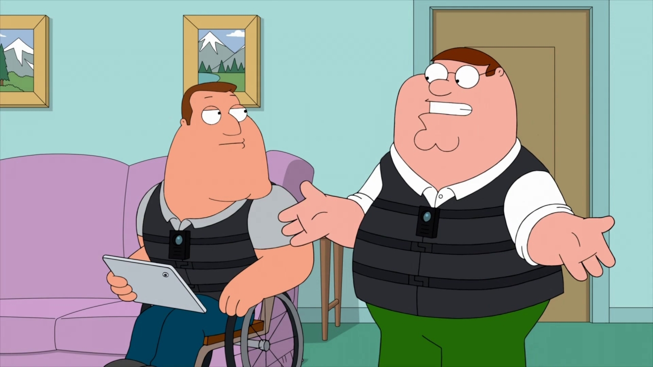 Family Guy: The Guys Overhear Lois Diss Them