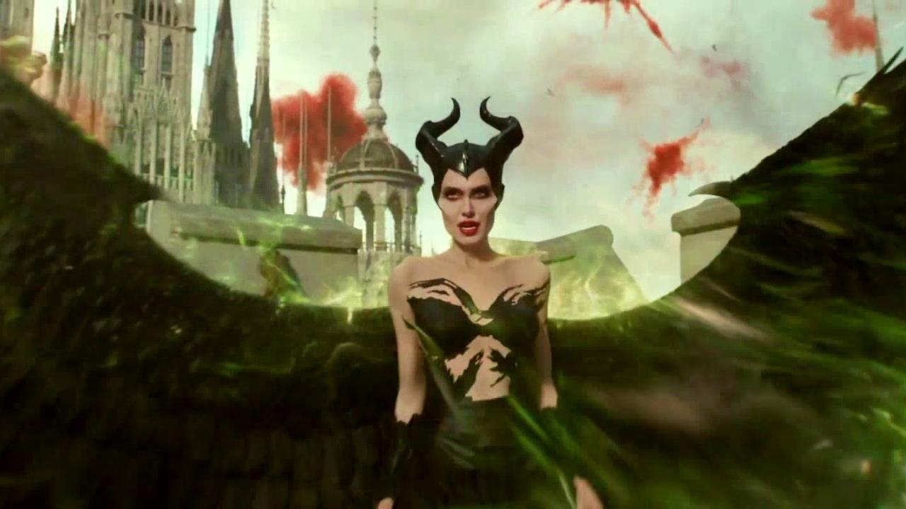 Maleficent: Mistress Of Evil: Horns (Spot)