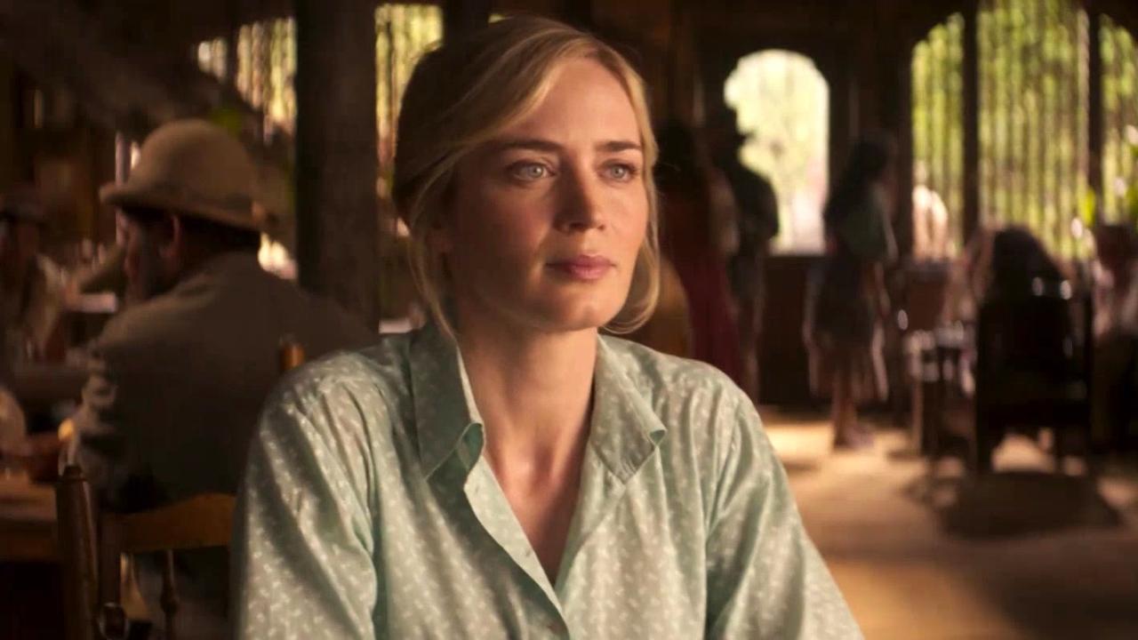 Jungle Cruise (Australia Teaser Trailer 1)