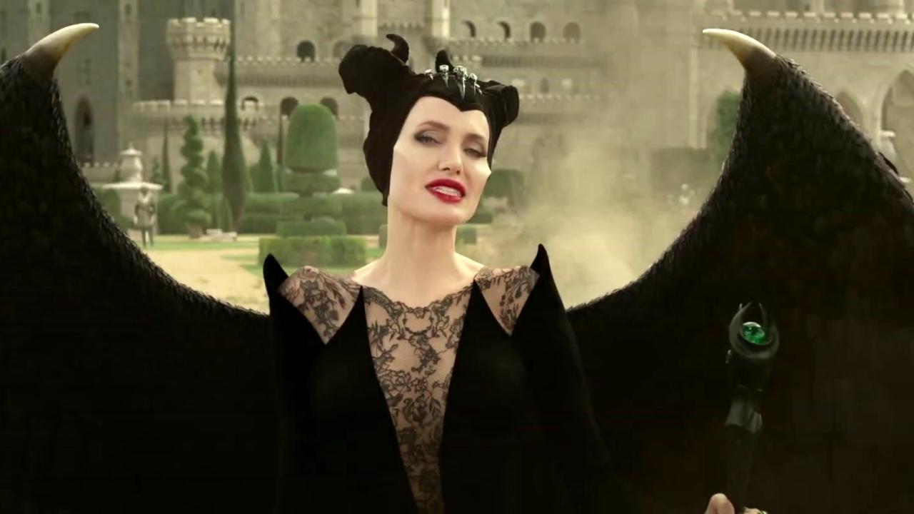 Maleficent: Mistress Of Evil: Critics Call It 'Truly Fantastical' (Spot)
