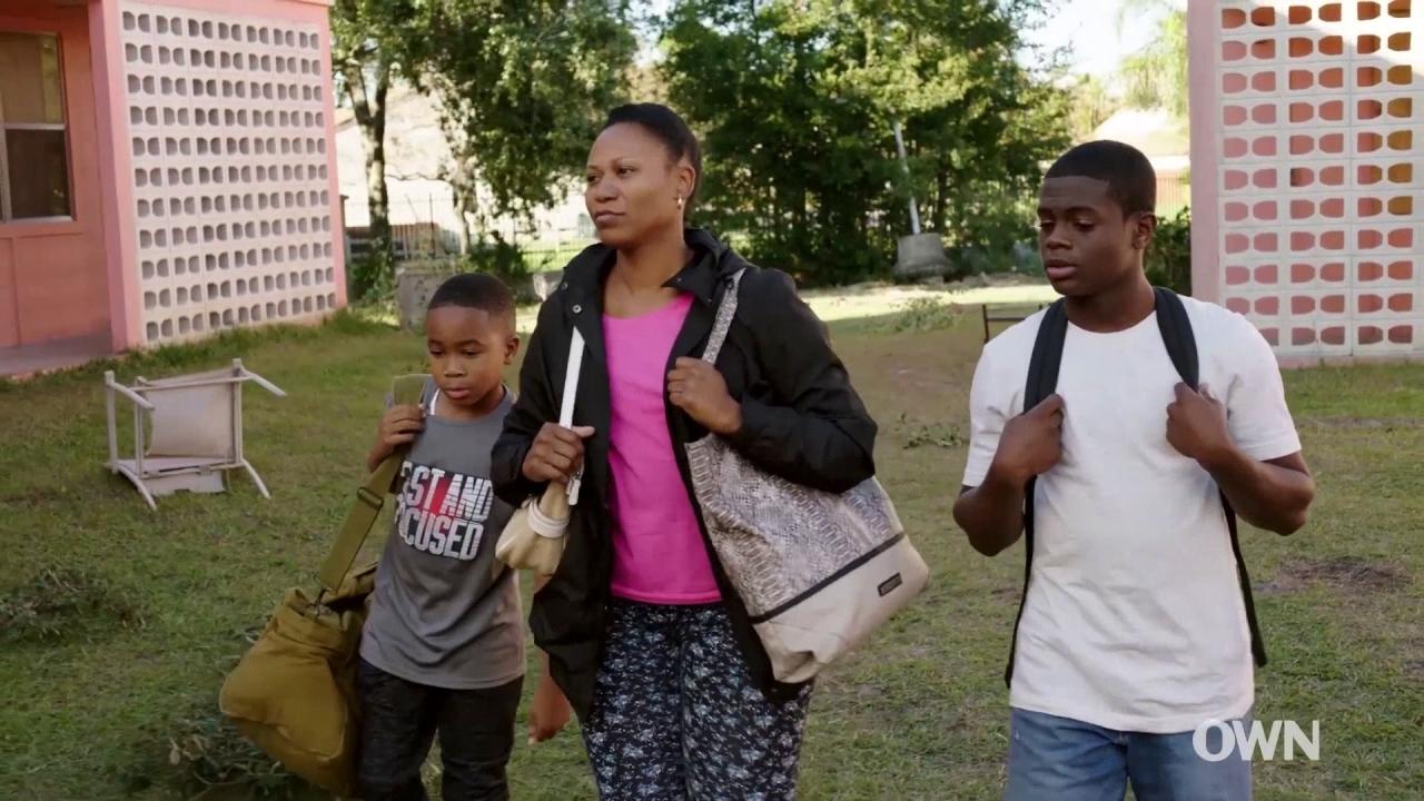 David Makes Man: Gloria, David and JG Return to the Ville After the Hurricane