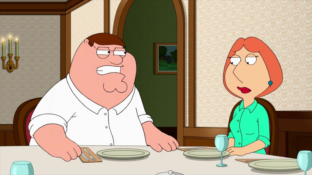Family Guy: Absolutely Babulous