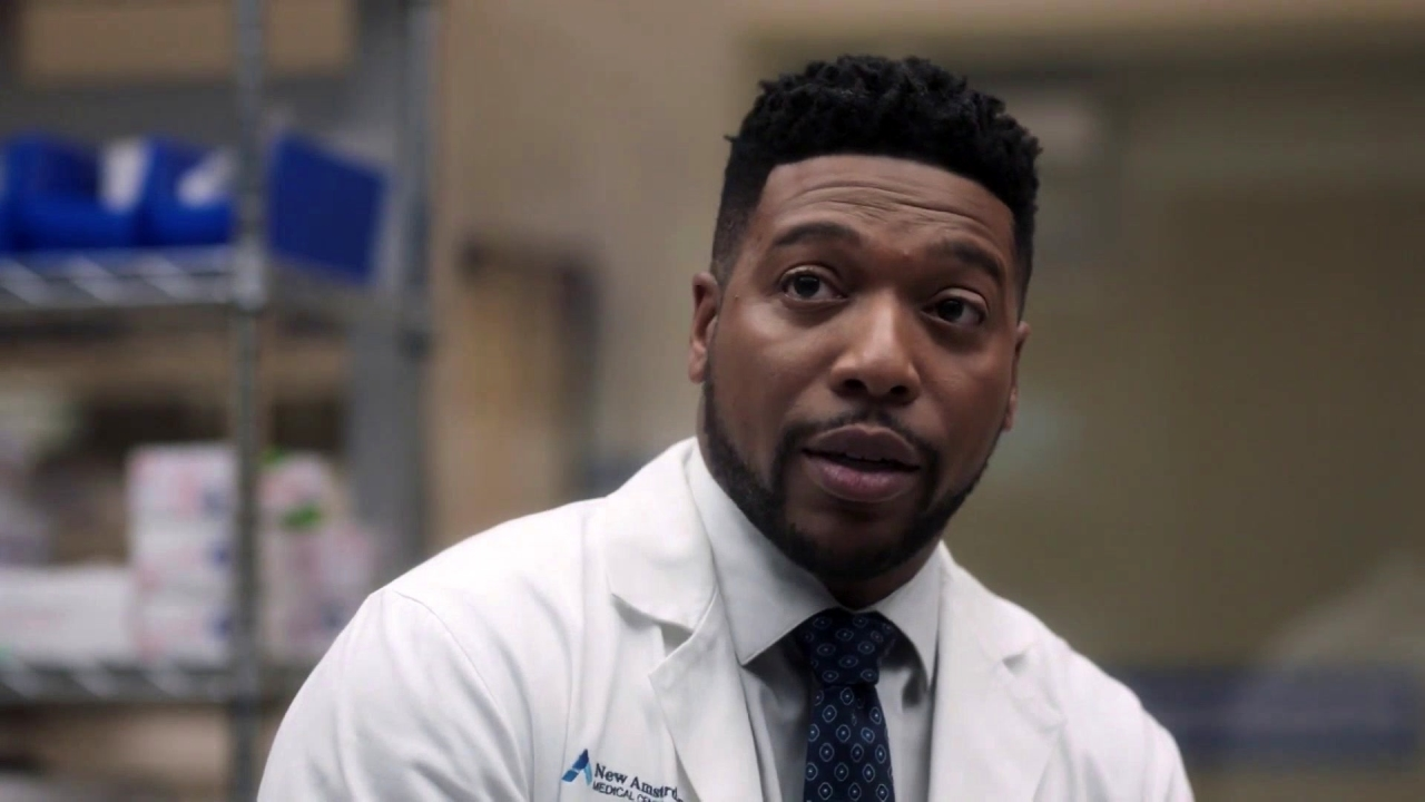 New Amsterdam: Reynolds Educates Max On Caring For The Black Community