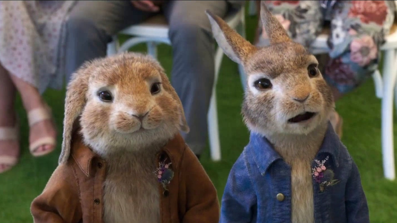 Peter Rabbit 2: The Runaway (Australia Teaser Trailer 1)