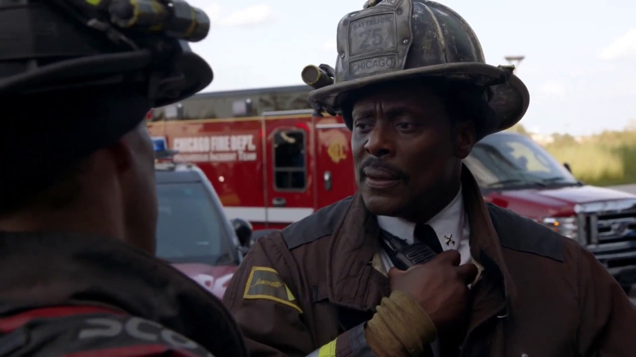 Chicago Fire: A Billion Dollars' Worth Of Research