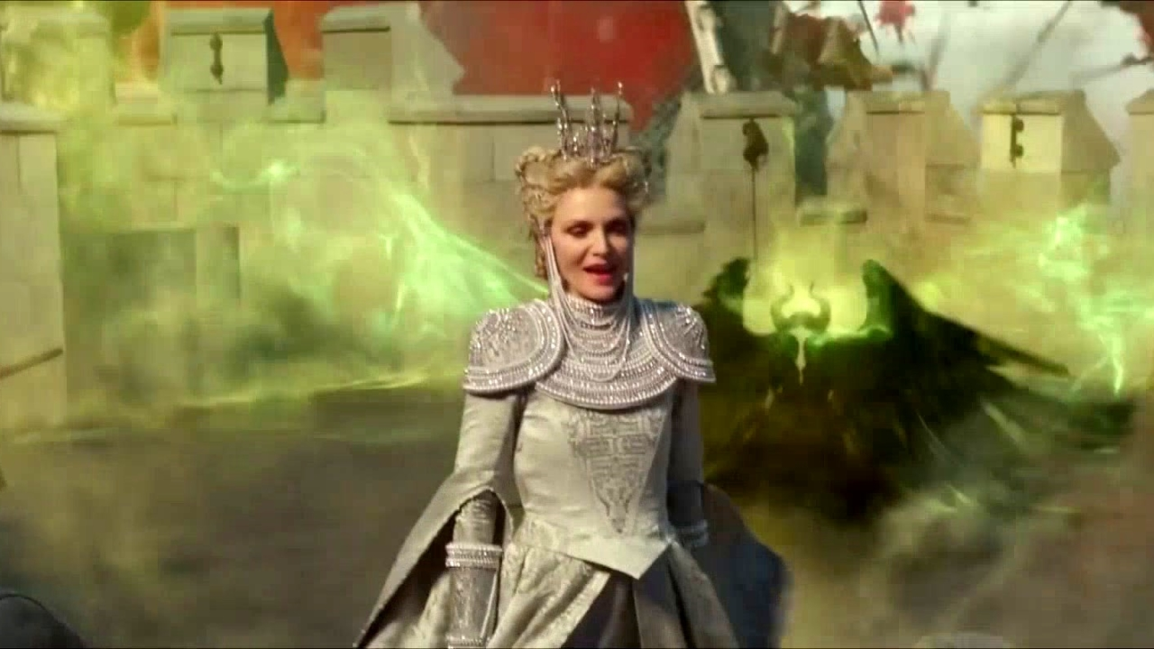 Maleficent: Mistress Of Evil: Now Playing (Spot)