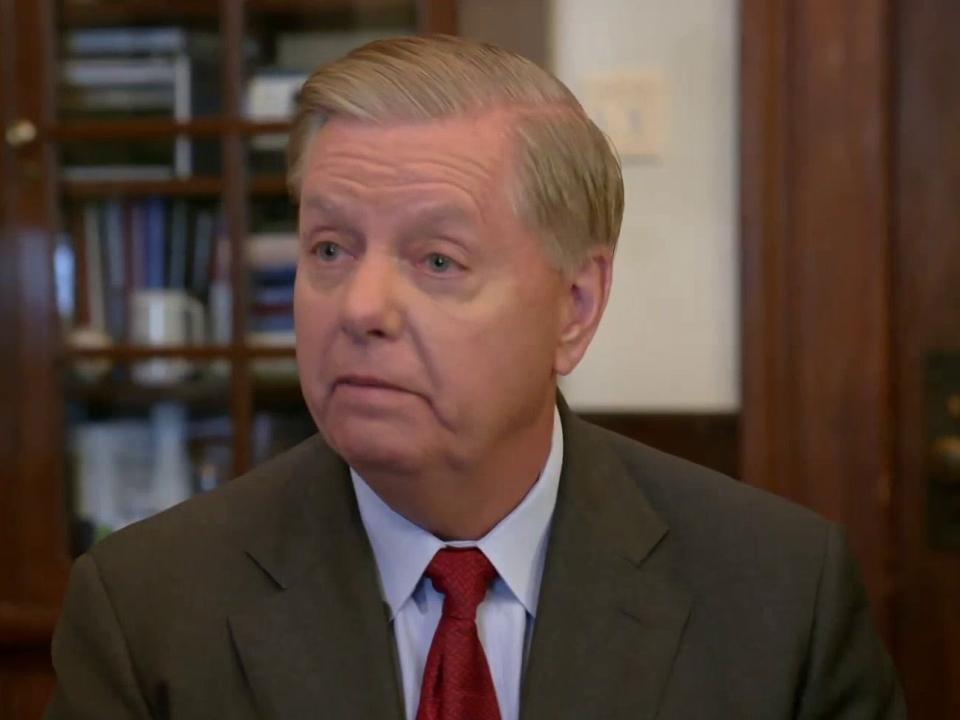 Axios: Lindsey Graham On President Trump