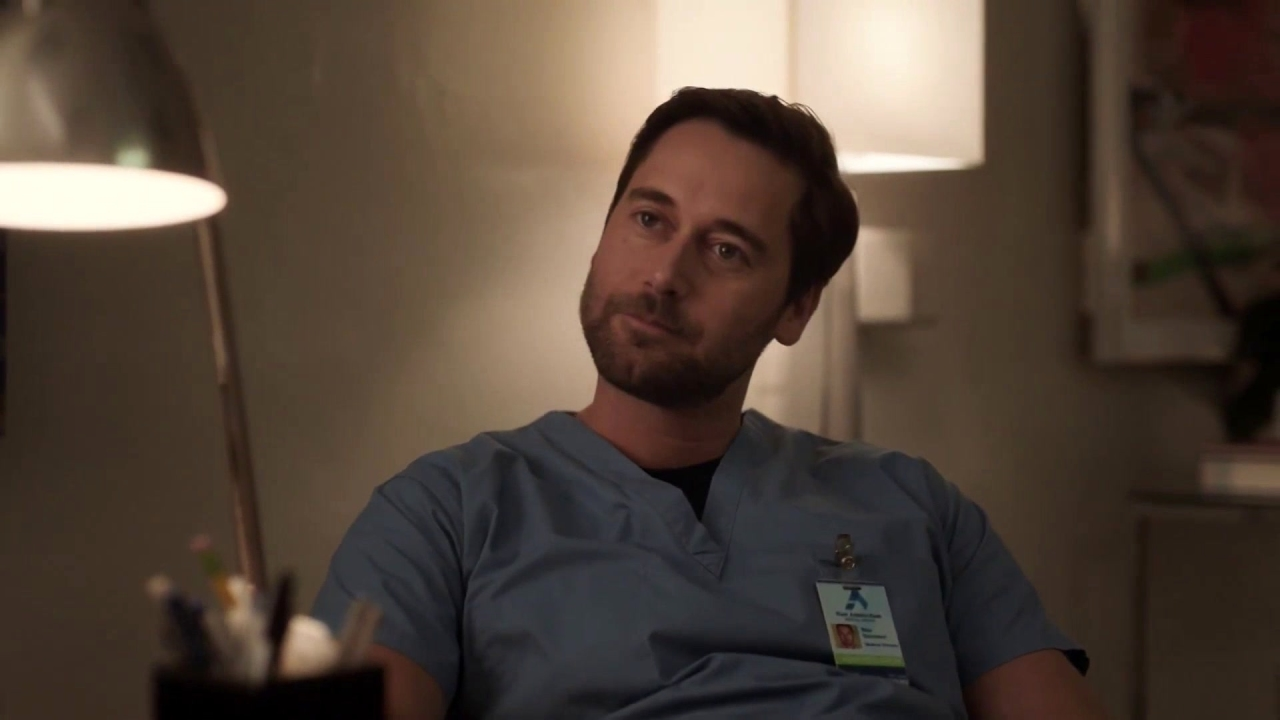 New Amsterdam: Sharpe Opens Up To Max About Ivf