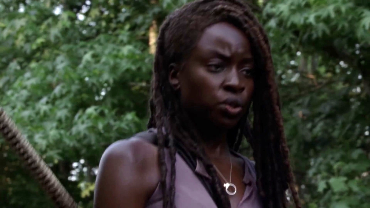 The Walking Dead: Have Michonne And Judith Found A Crack In Alpha's Strategy?