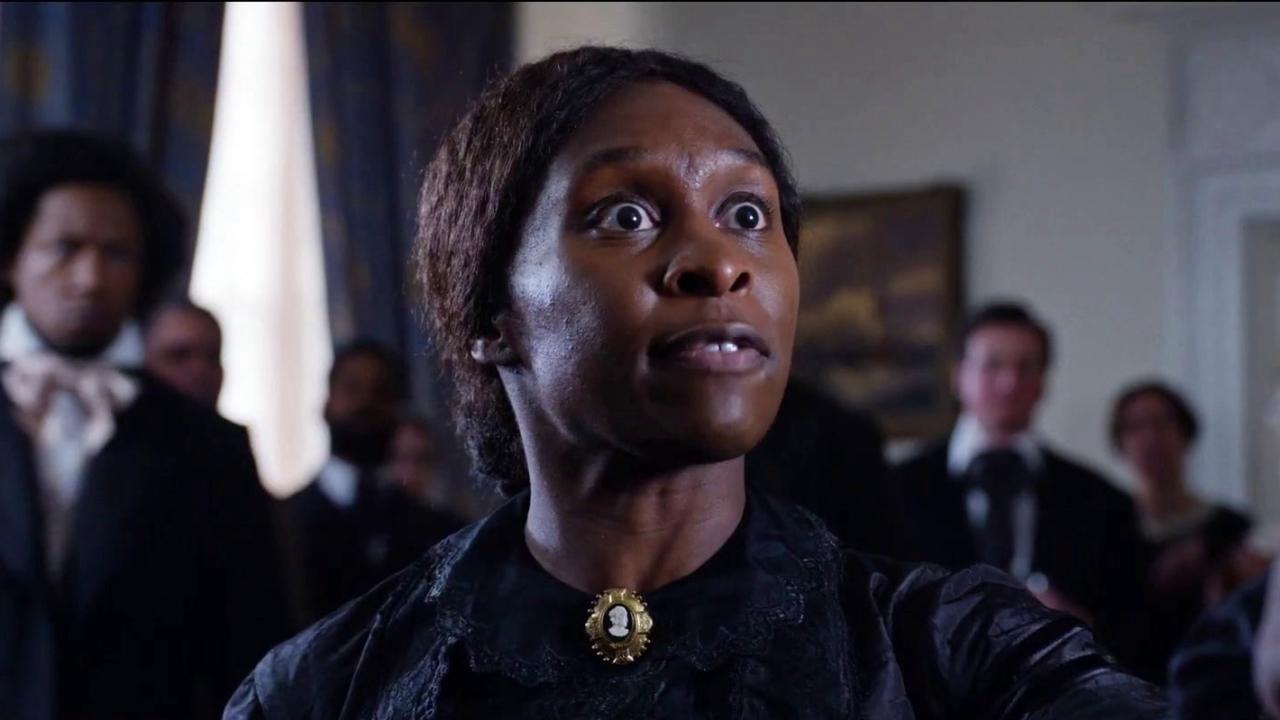 Harriet: Her Story (Spot)
