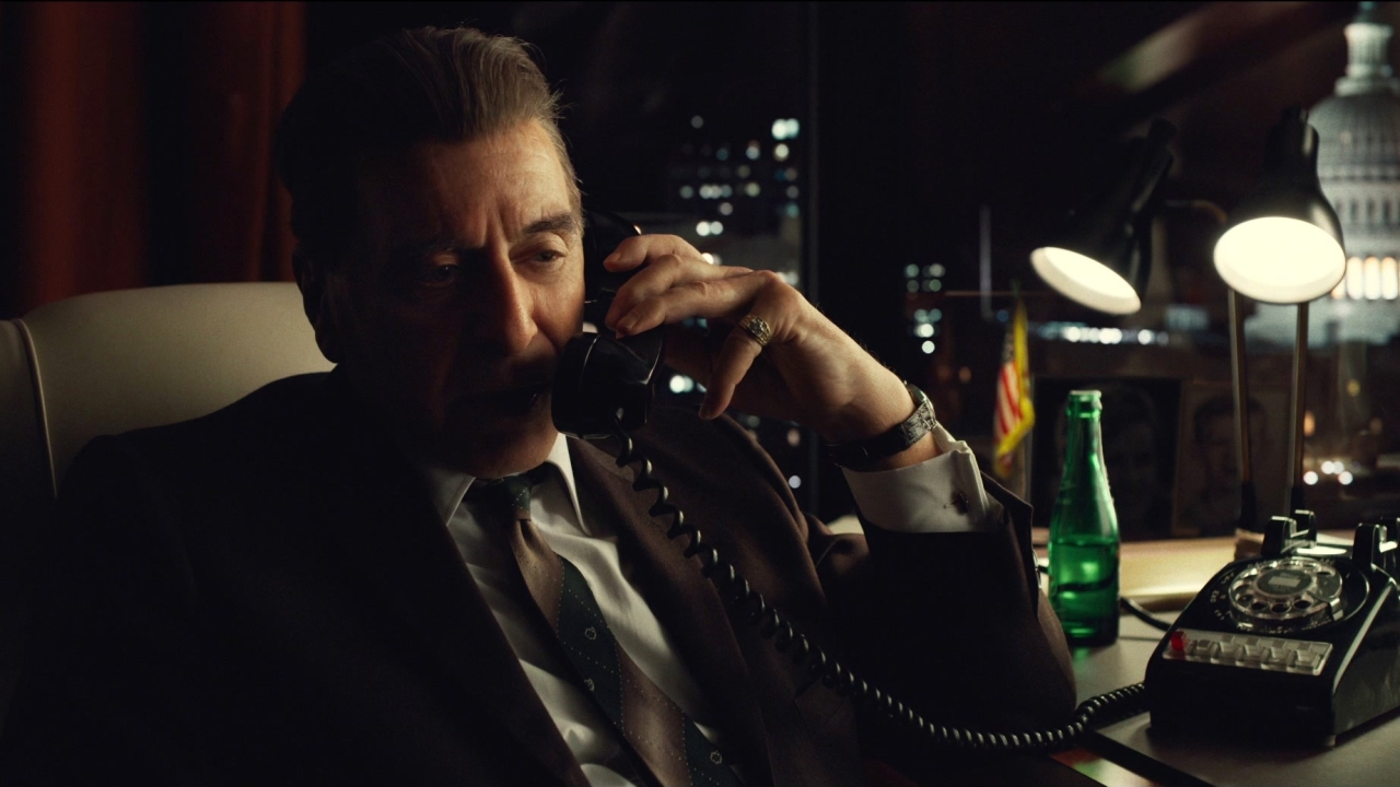The Irishman: The Call