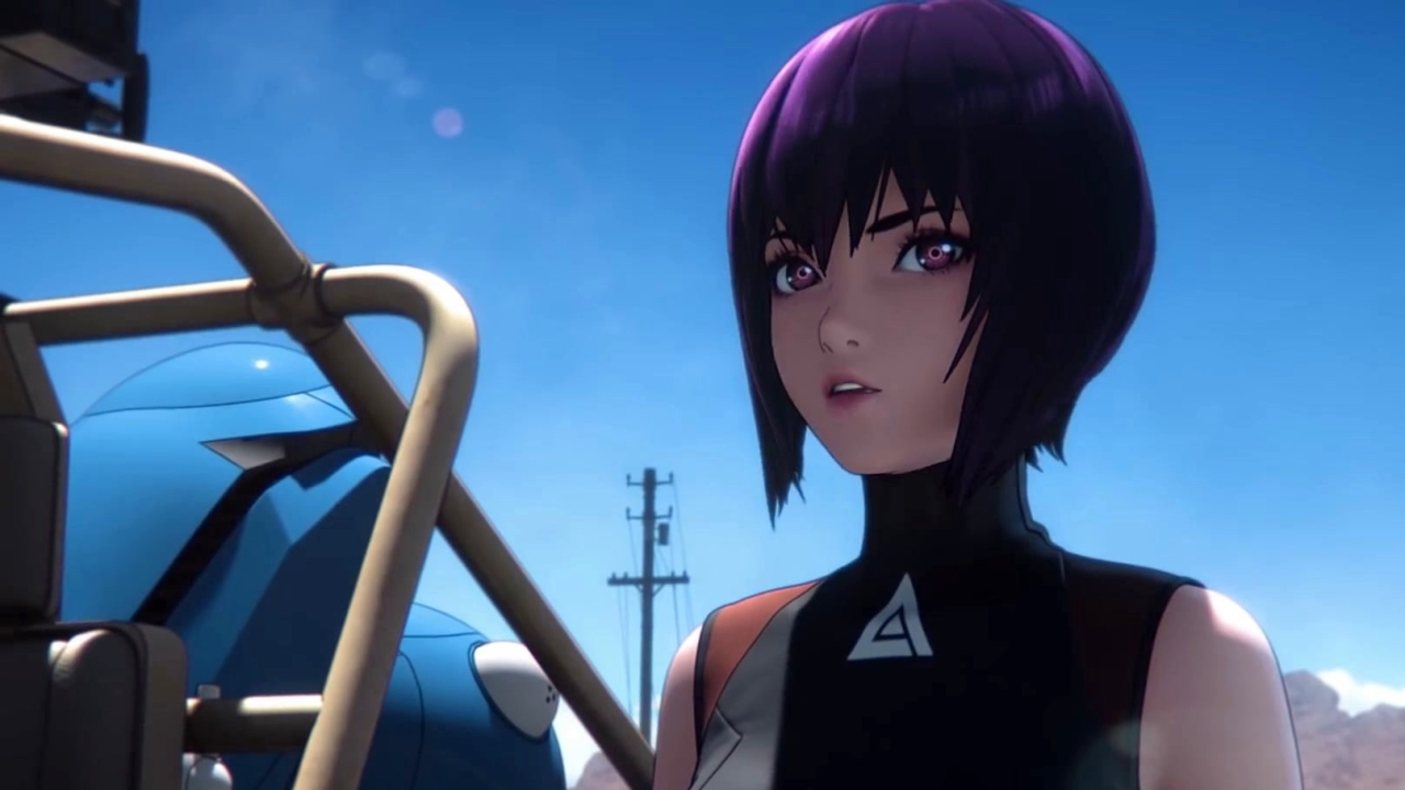 Ghost In The Shell Sac 2045 Tv Show Reviews Metacritic