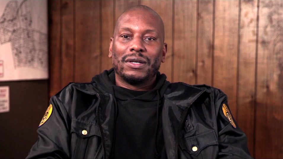 Black And Blue: Tyrese Gibson On Working With Naomie Harris