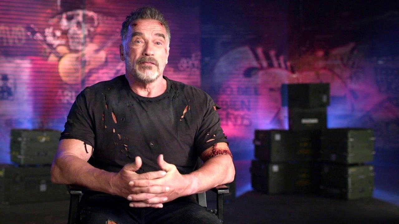 Terminator: Dark Fate: Arnold Schwarzenegger On The 'Terminator' As A Hero And A Villain