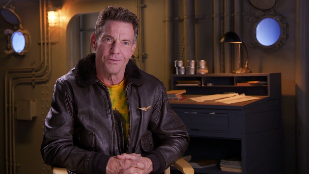 Midway: Dennis Quaid On What Excited Him About The Project