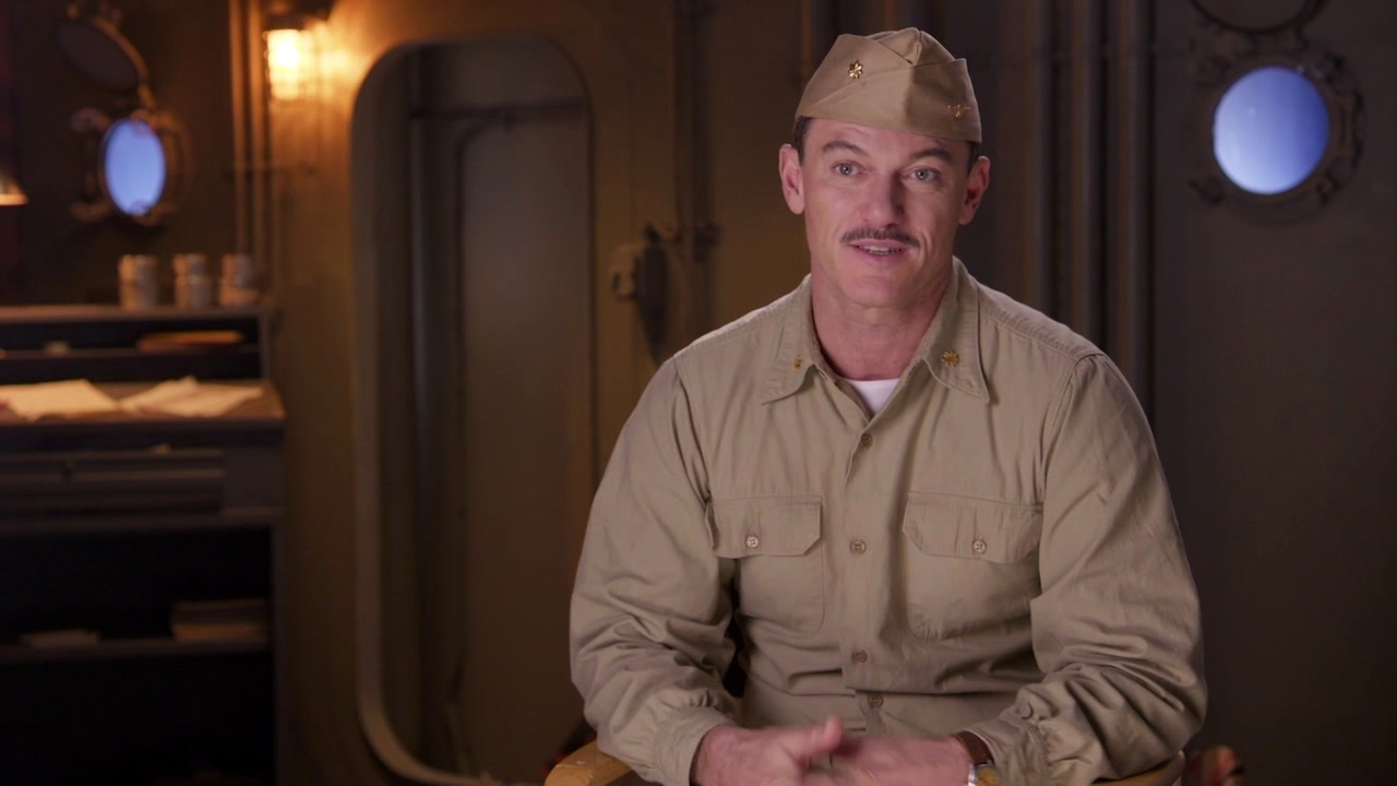 Midway: Luke Evans On His Excitement For The Role
