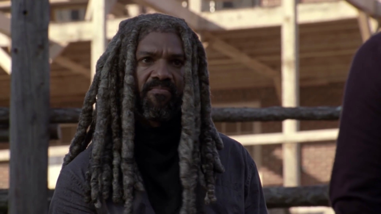 The Walking Dead: Ezekiel And Daryl Reunite