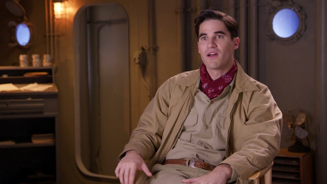 Midway: Darren Criss On Acting In A Roland Emmerich Film
