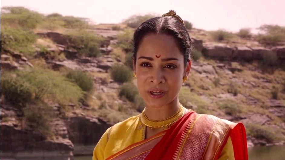 The Warrior Queen Of Jhansi: Rule (Spot)