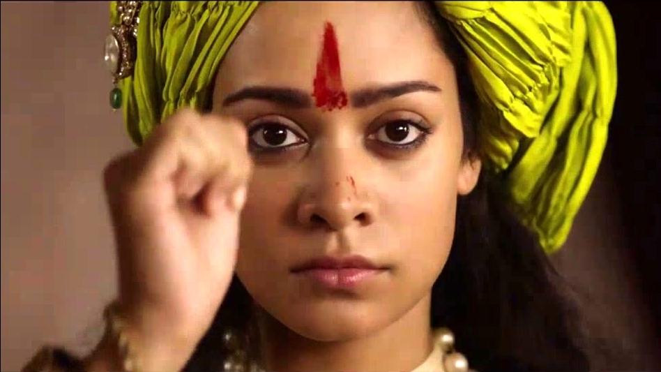 The Warrior Queen Of Jhansi: Legend (Spot)
