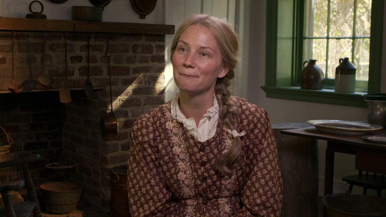 Harriet: Jennifer Nettles On Reading The Script The First Time