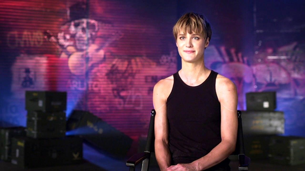 Terminator: Dark Fate: Mackenzie Davis On Her Character 'Grace'