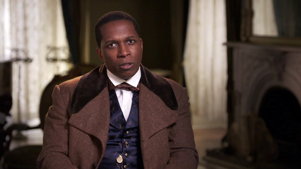 Harriet: Leslie Odom Jr. On Reading The Script The First Time