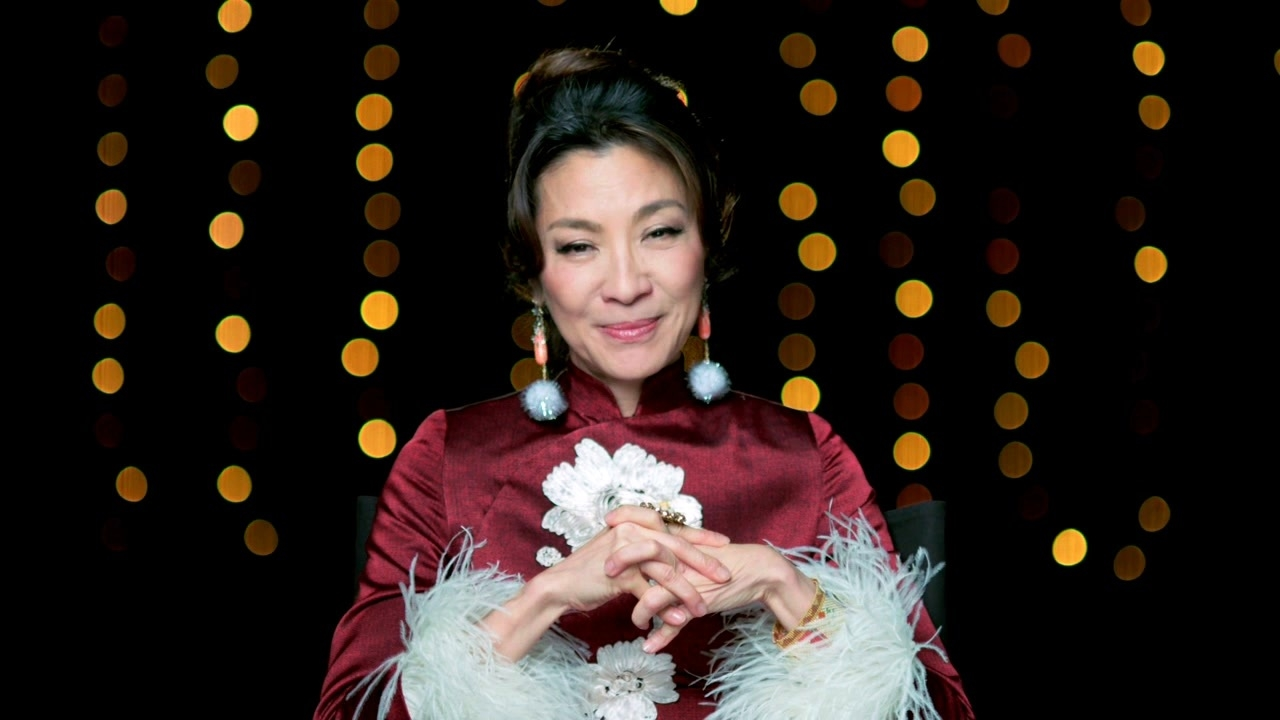 Last Christmas: Michelle Yeoh On The Relationship Between Santa And Kate