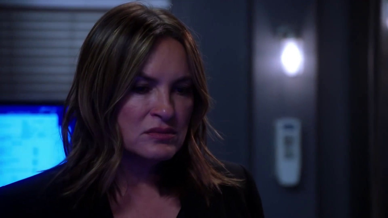 Law & Order: Special Victims Unit: Benson Grieves For Simon