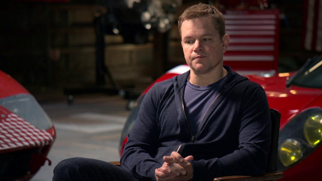 Ford v Ferrari: Matt Damon On The Underdog Theme Of The Film