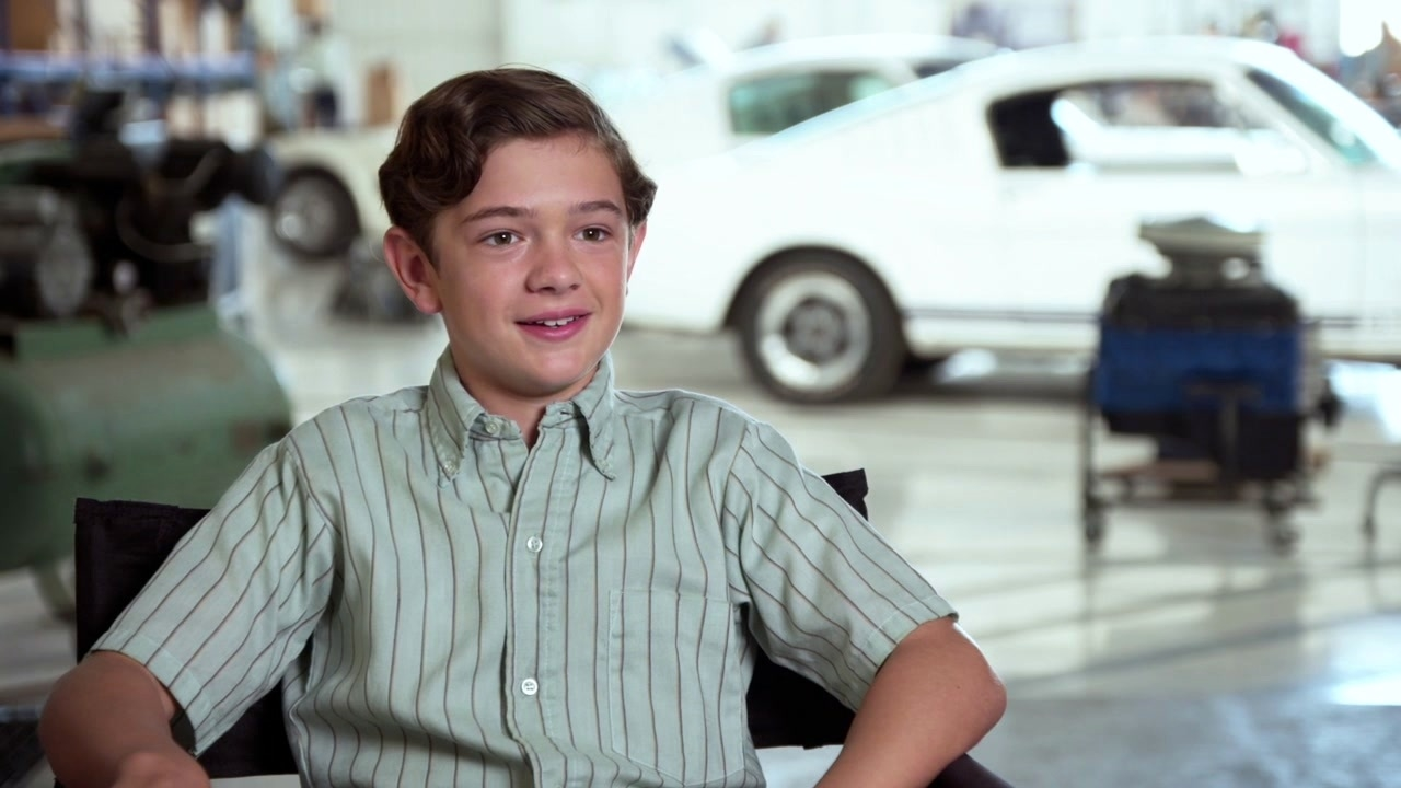 Ford v Ferrari: Noah Jupe On Why He Wanted The Role Of 'Peter'