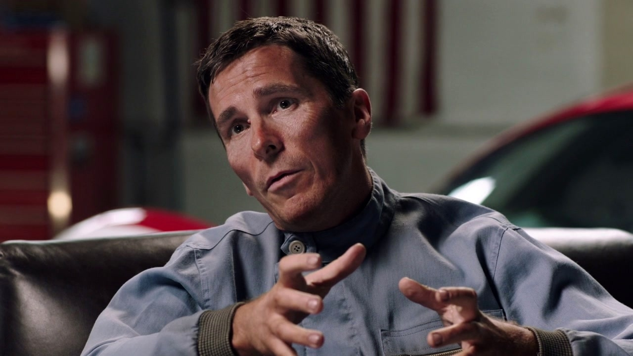 Ford v Ferrari: Christian Bale On Ken Miles And Carroll Shelby