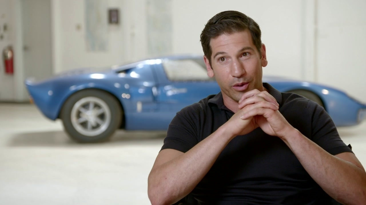 Ford v Ferrari: Jon Bernthal On Why He Wanted To Be In The Film
