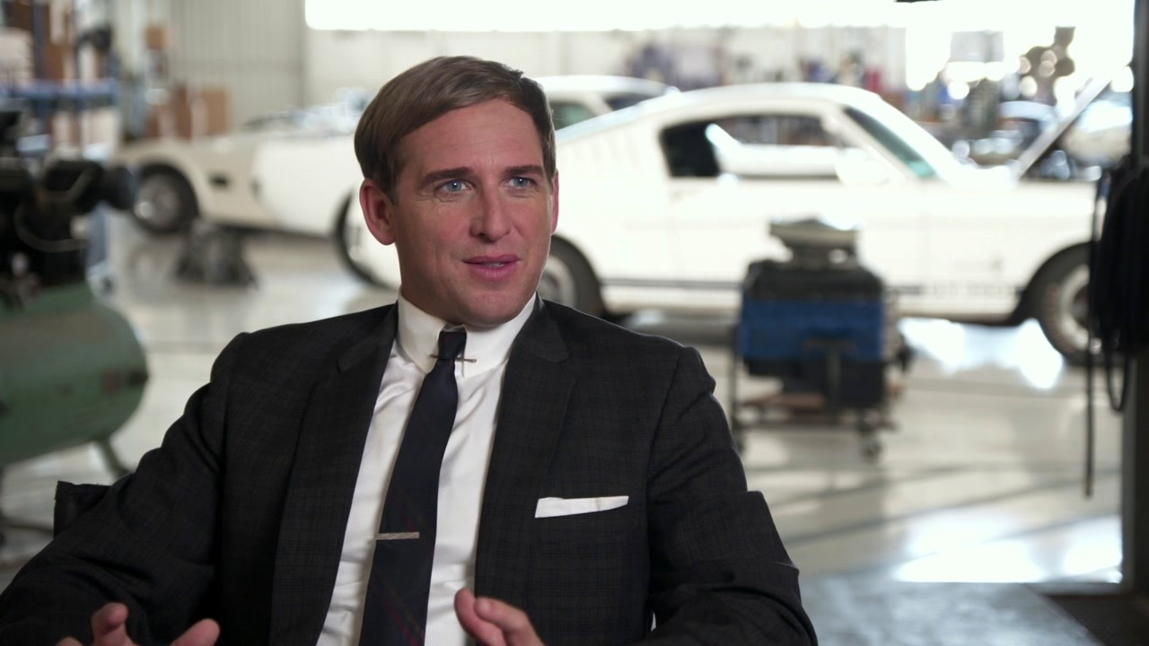 Ford v Ferrari: Josh Lucas On What Attracted Him To The Film