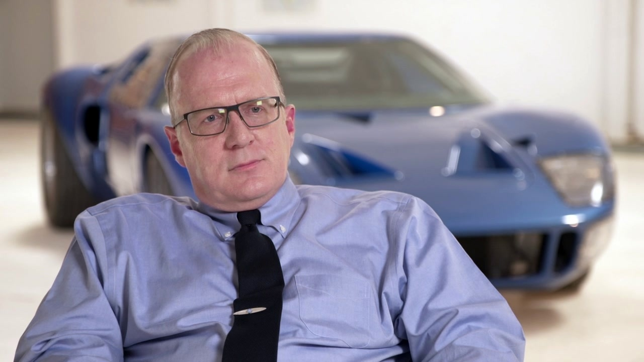 Ford v Ferrari: Tracy Letts On The Cast