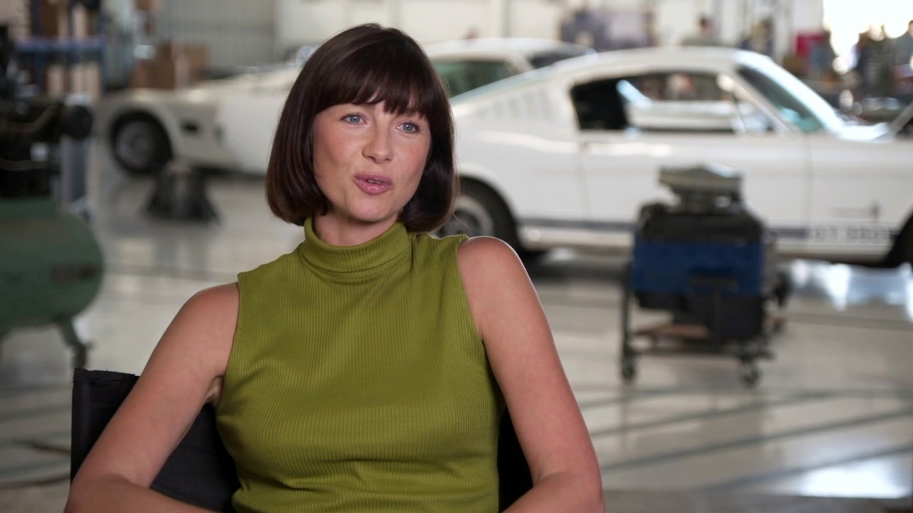 Ford v Ferrari: Caitriona Balfe On The Realism In The Story