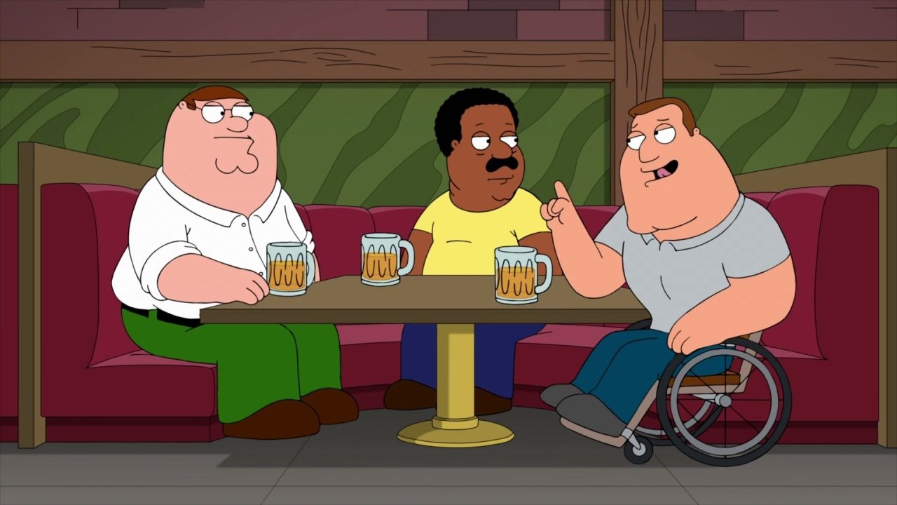 Family Guy: Quagmire Opens A Cat Cafe
