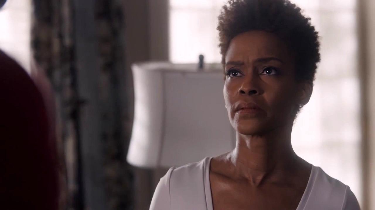 Greenleaf: Kerissa Confesses Her Infidelity to Jacob