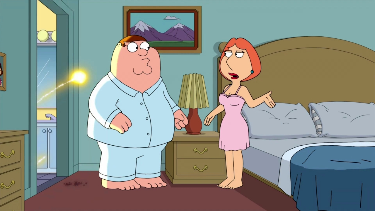 Family Guy: Cat Fight