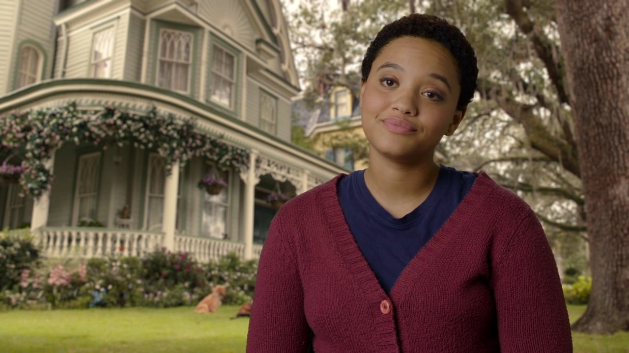 Lady And The Tramp: Kiersey Clemons On 'Darling'